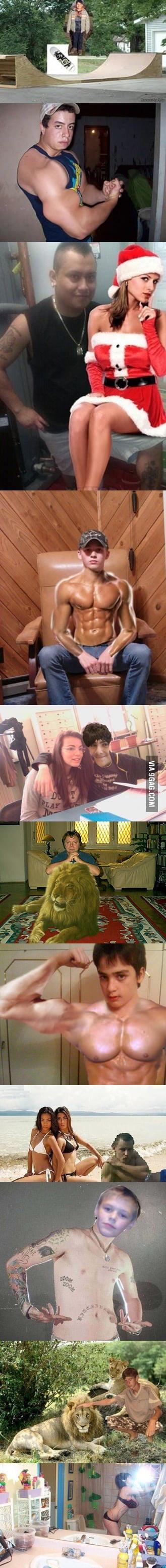 Photoshop masters