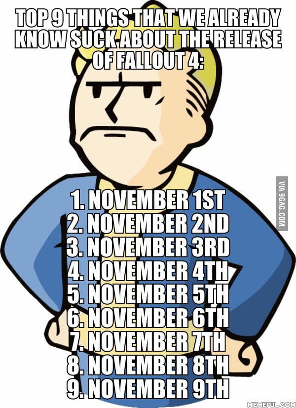 Fallout 4 spoiler alert!