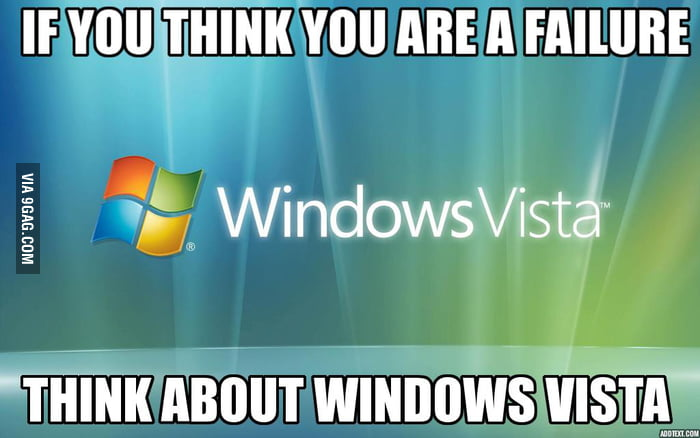 Probably the most hated OS of all time