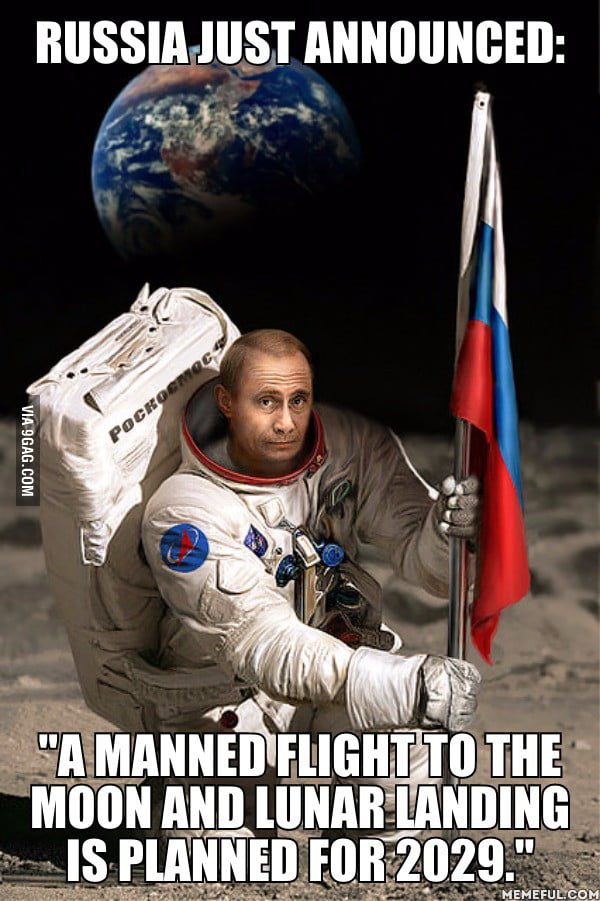 Brace yourselves, a new Space Race is coming.
