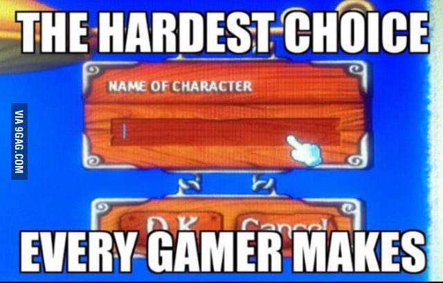 It's just too dam hard!