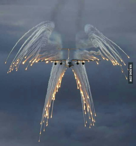 """""""freedom is coming!"""" more like Angel of Death!"""