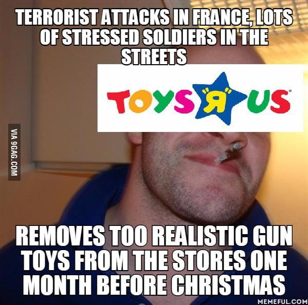 Good Guy Toys'R'us
