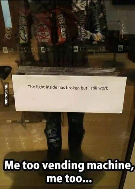 Me too... me too...