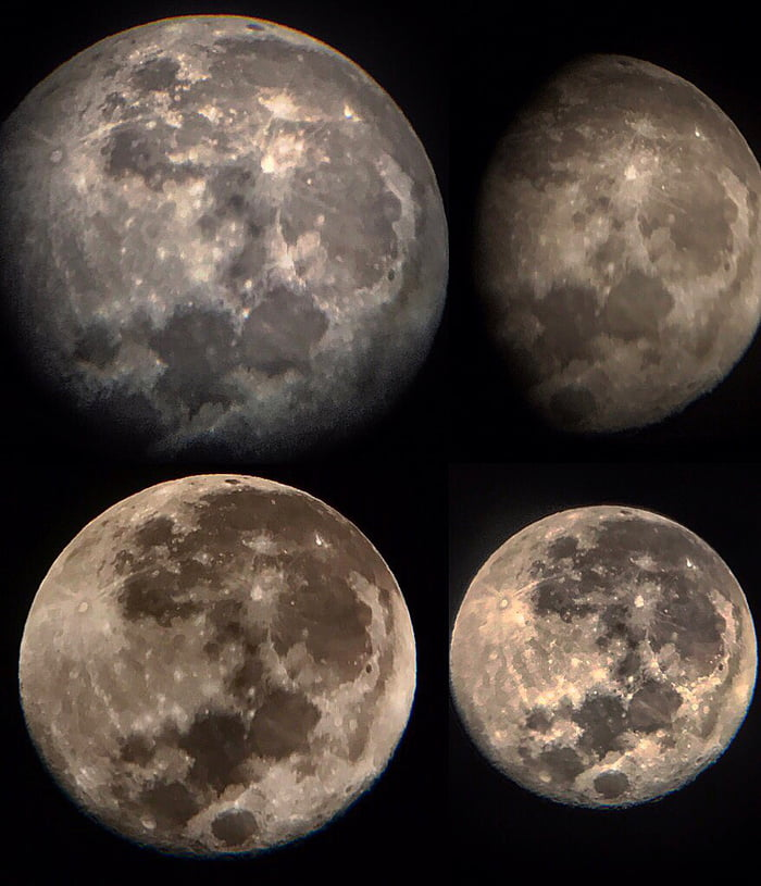 Just took these with my telescope!
