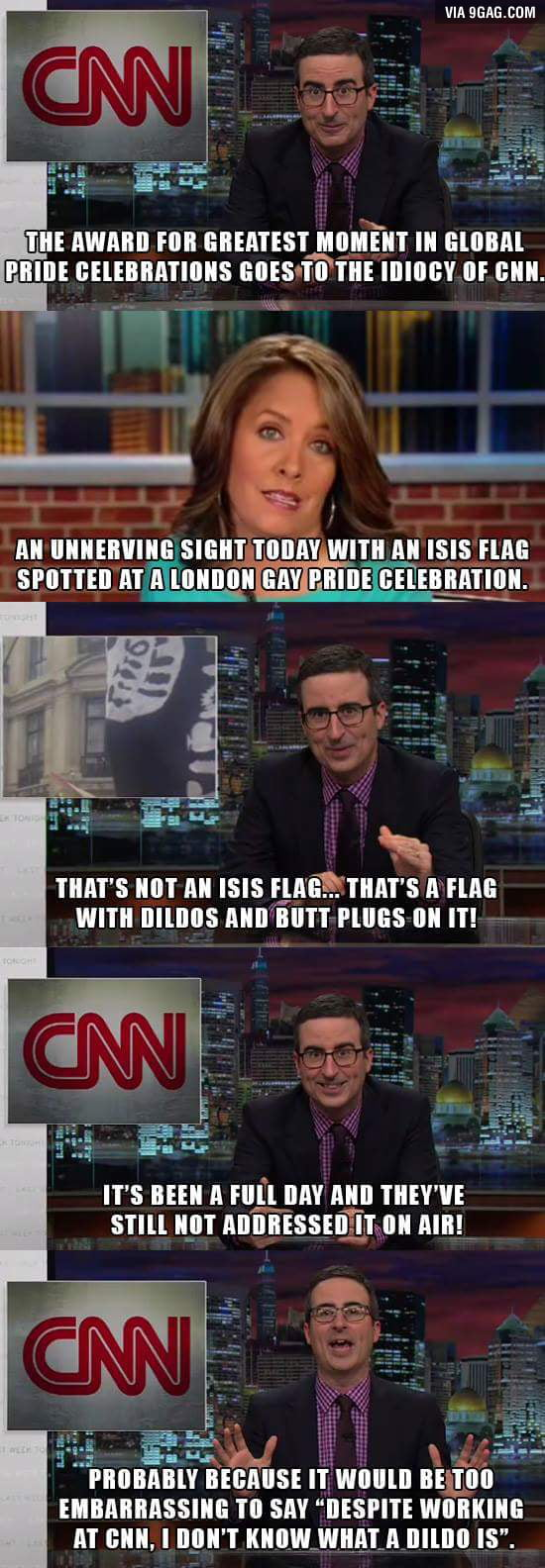 John Oliver strikes again