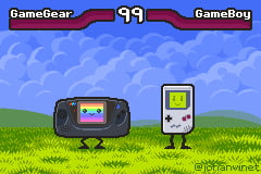 GameGear vs GameBoy