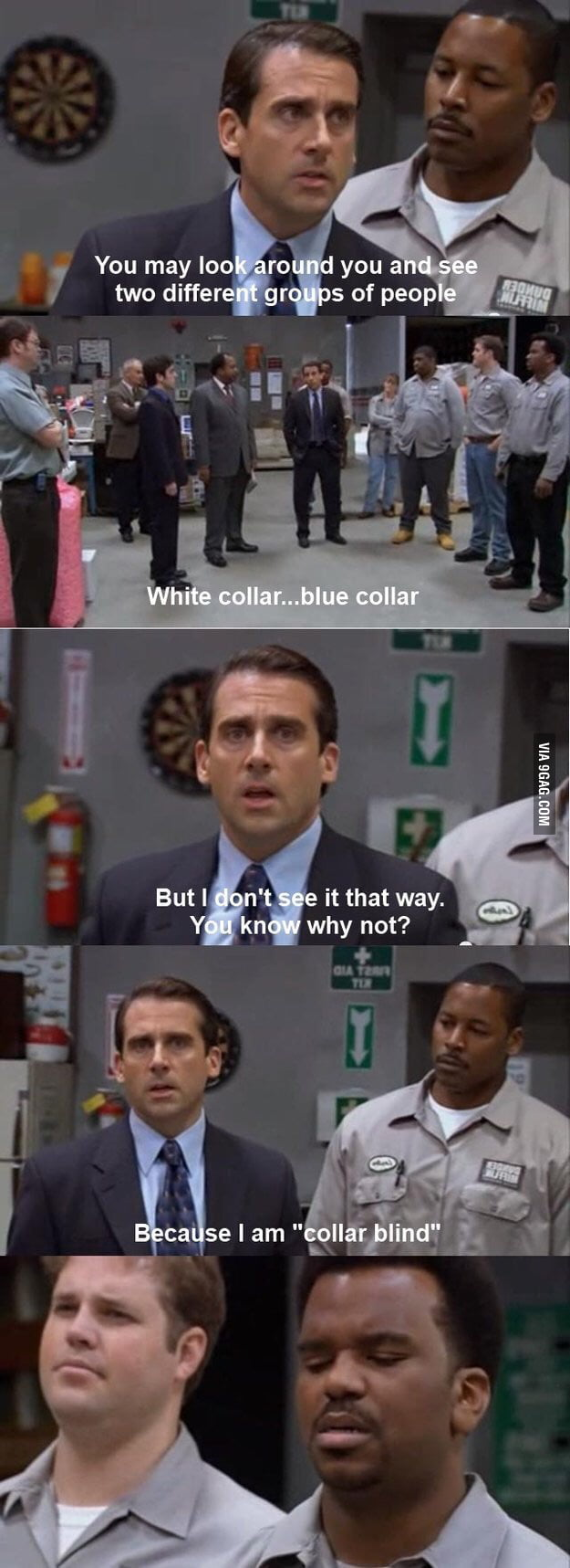 Michael Scott ladies and gentlemen...