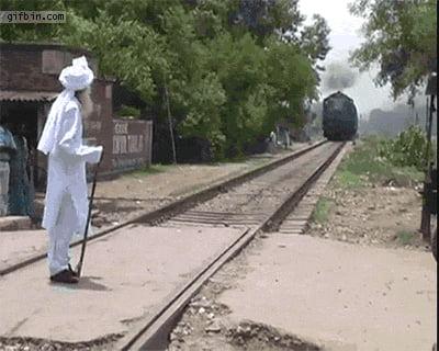 Why? Locomotive!