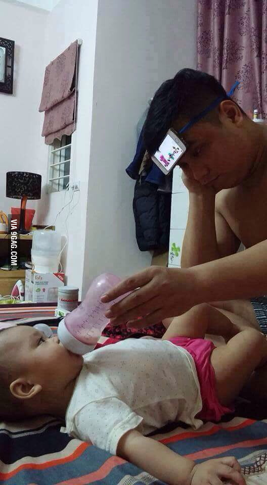 Fathers nowadays