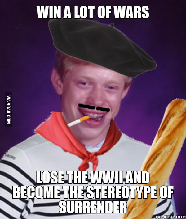 Bad Luck France