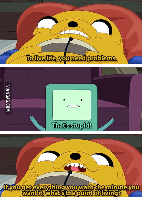 Remember that time when Adventure Time got too real