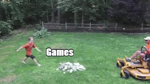 Gamer son VS dad.. Who won?