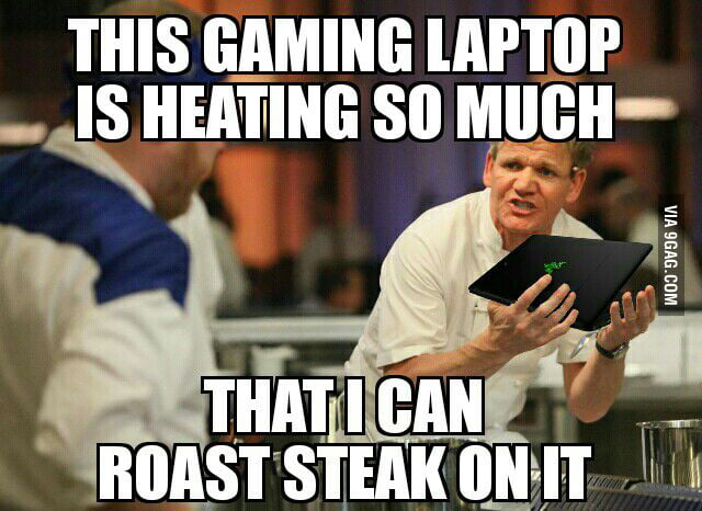 Laptop gamers will understand...