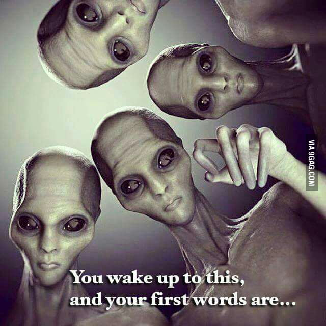 Holy alien balls