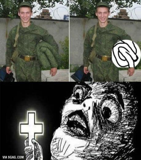 F**ked up army