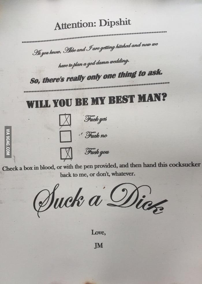 My Best Friend is Getting Married