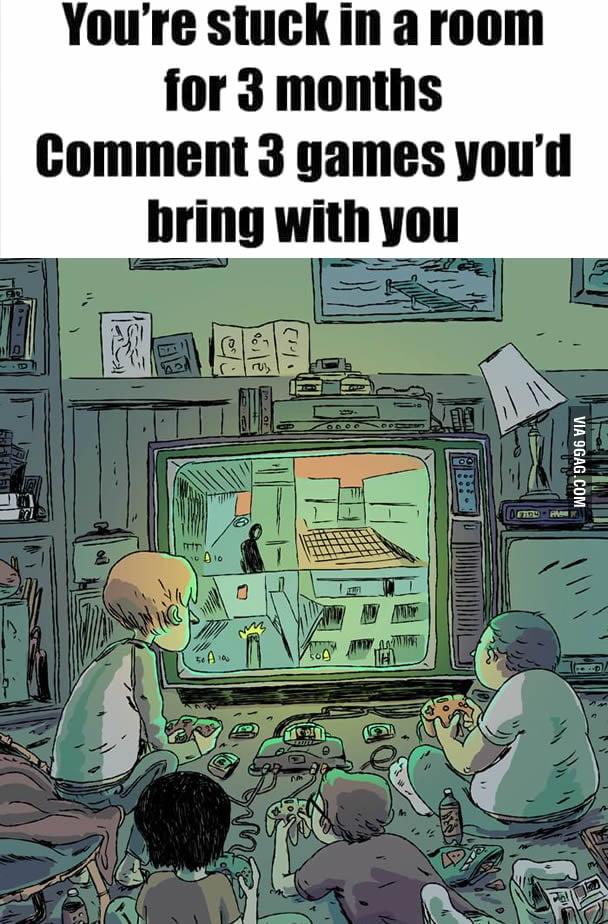 Skyrim, Doom, and Fallout 4