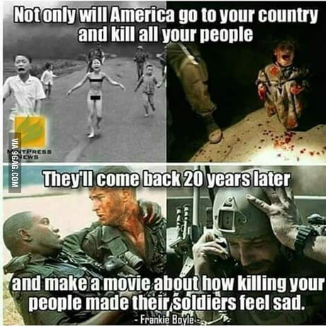 Are there any good movies of US soldiers being killed? Not of sadness, of course.