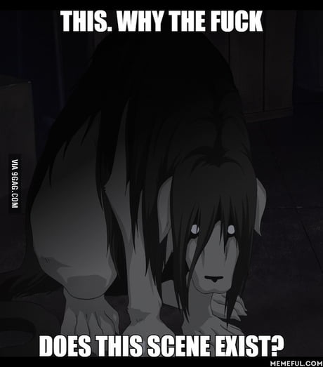 Recently started watching FMAB and the legendary scene was sooner than I thought. F**k it. F**k all of it.
