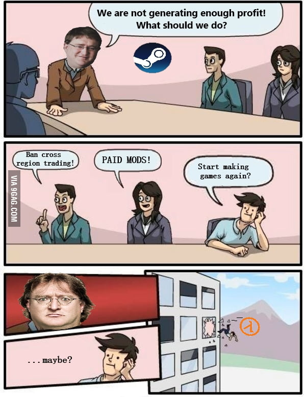 Meanwhile at Valve...