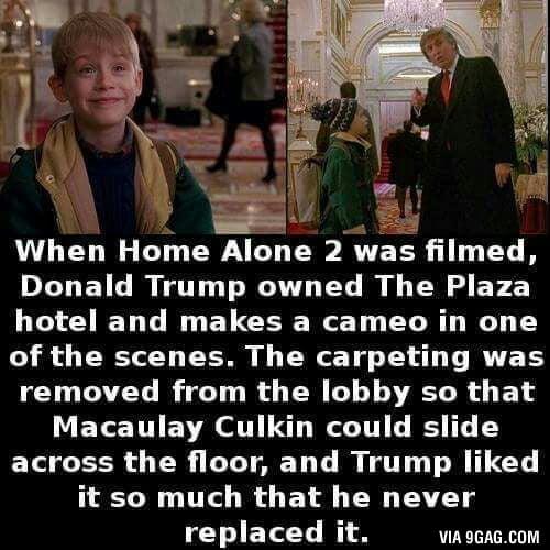 Home Alone magic