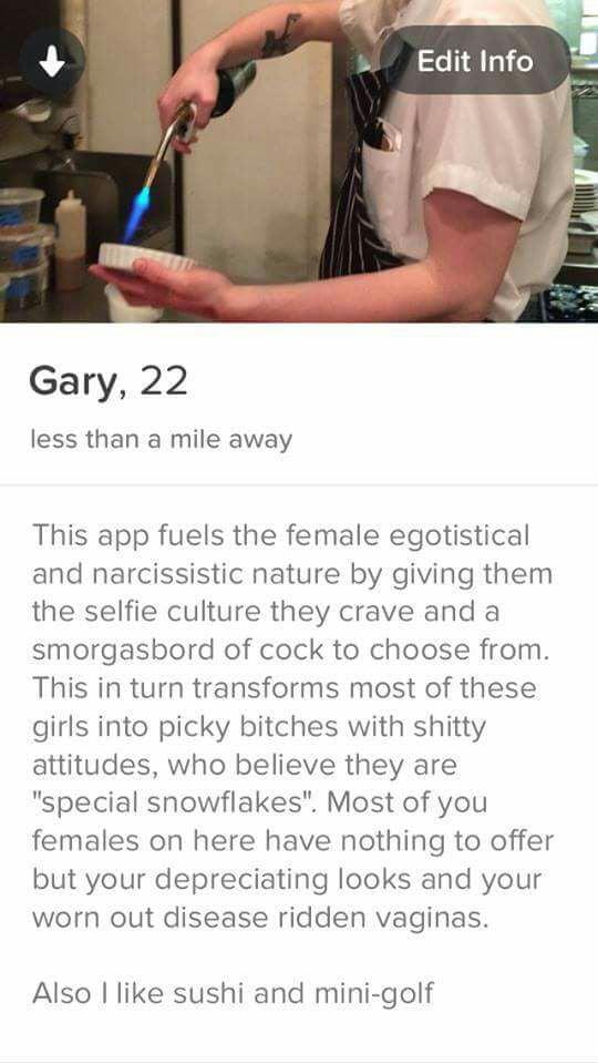Oh, Gary