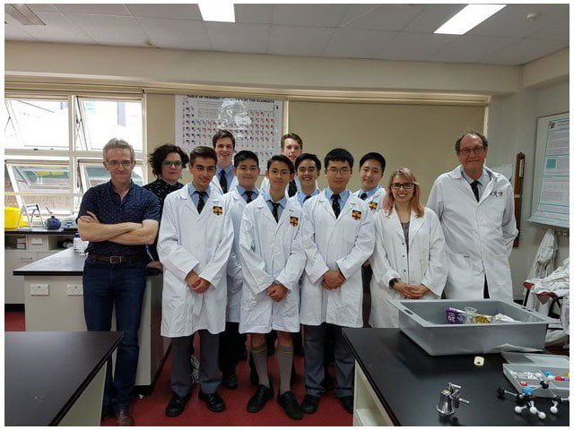 Australian students create Aids treatment drug for $20 after Martin Shkreli raised the price of Daraprim to $750
