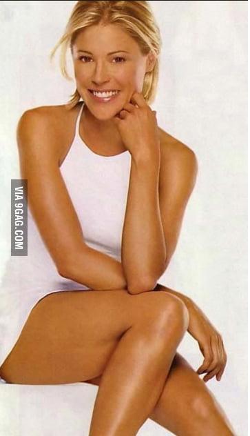 A Young Julie Bowen