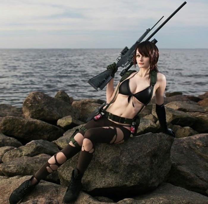 Metal Gear Solid 5 cosplay