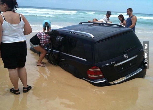 Can A Low Profile Cars Get In Pizmo Beach