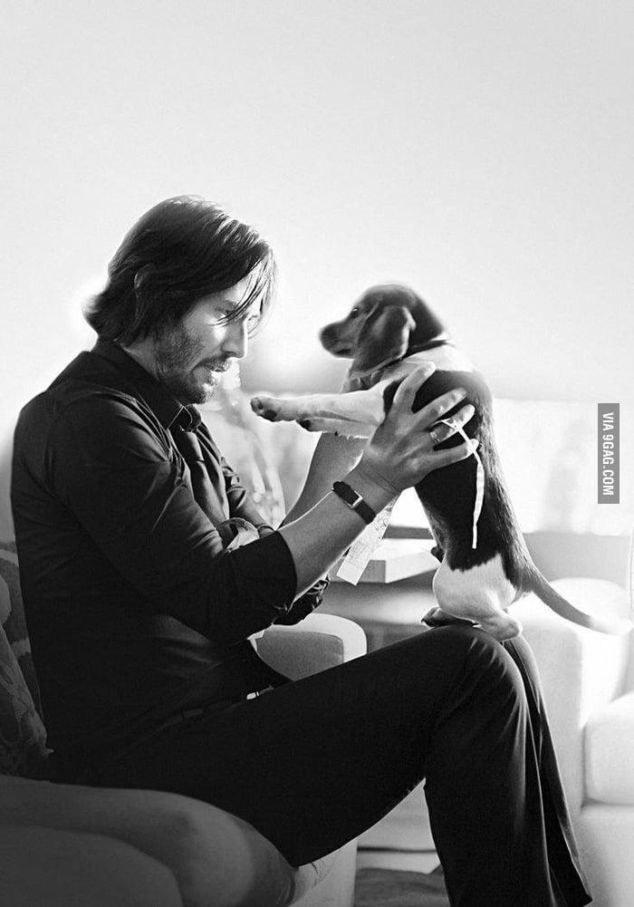 Never kill a man's dog