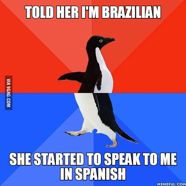 Really, wtf? You do know that we speak Portuguese, right?