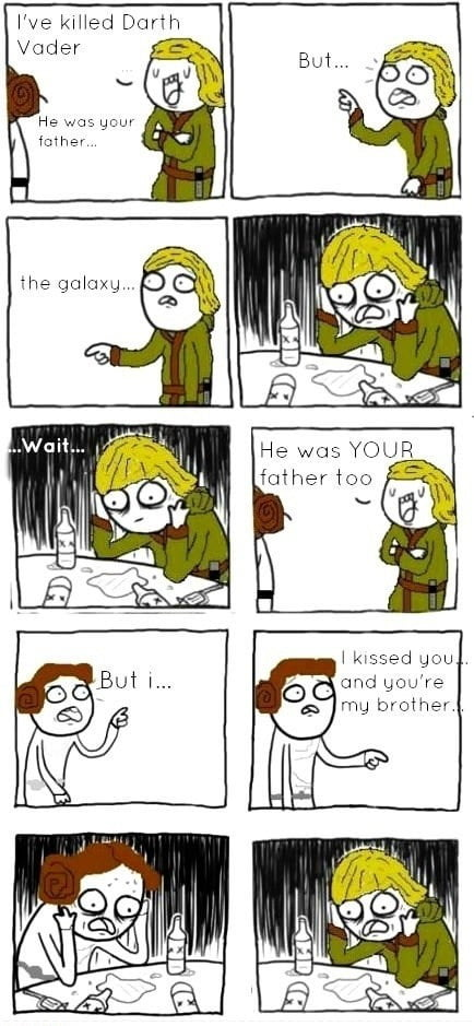 I am your brother