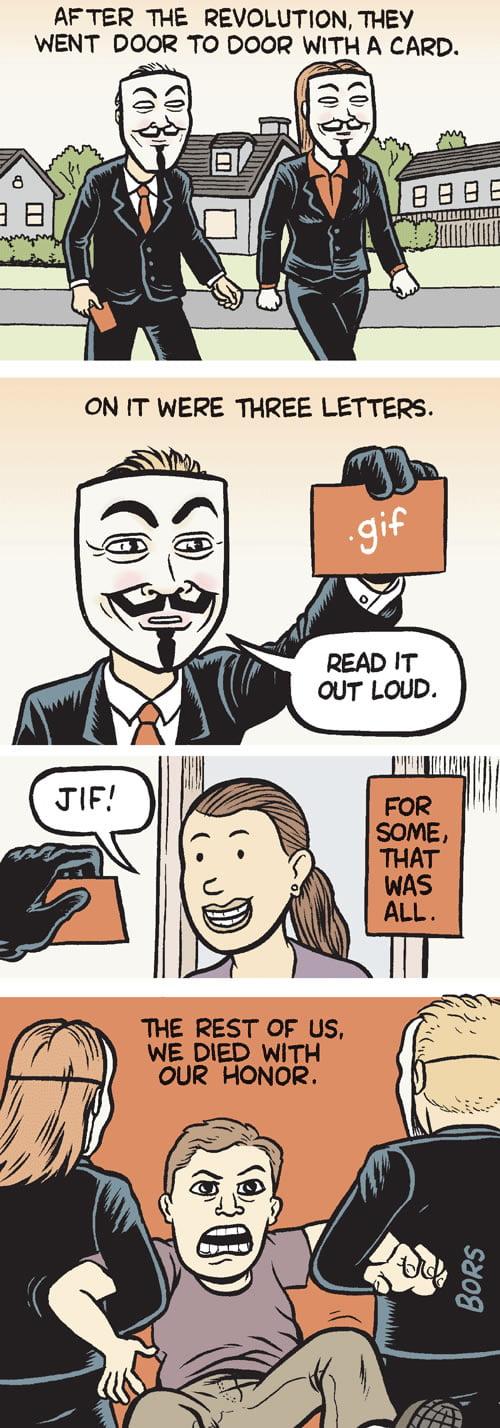 It's GIF!