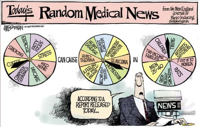 The latest news in health...
