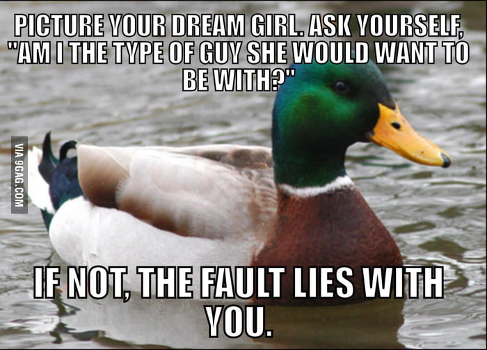 Solid dating advice from my dad.