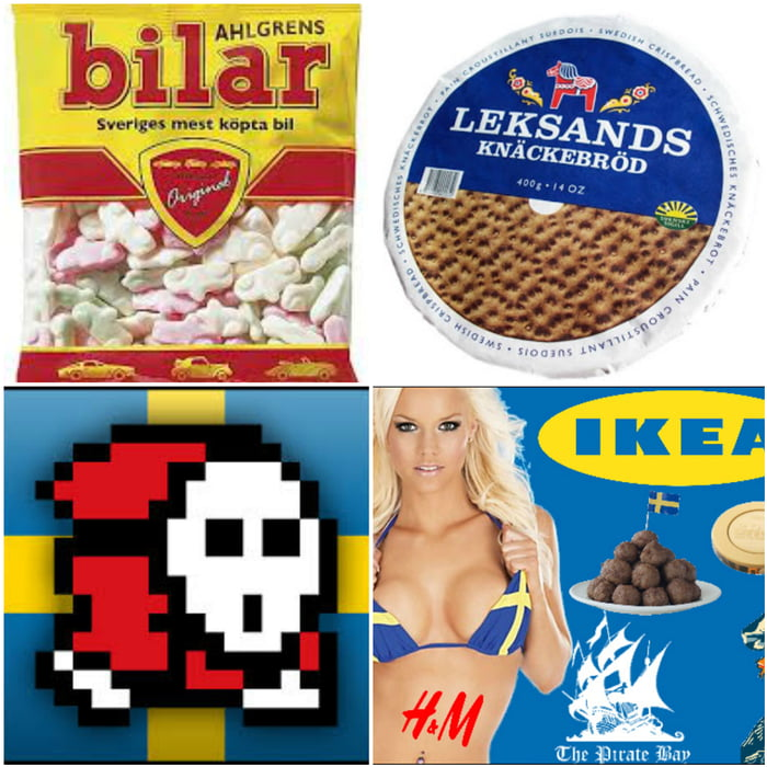 ''I'm going to learn Swedish'' Starter pack