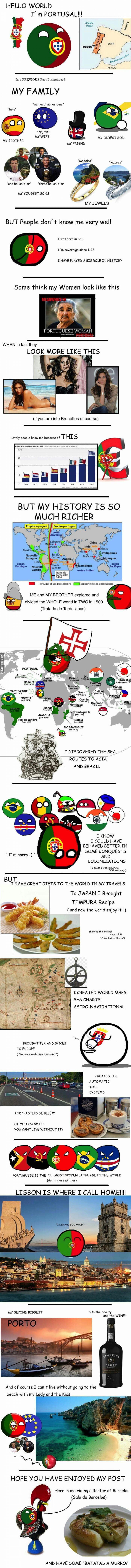 Meet my country, I hope you like it