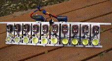 1000w LED flashlight