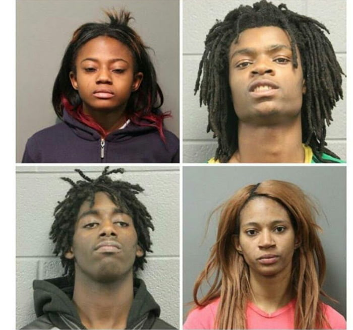 Four suspects arrested in Facebook Live torture video of 18 year old with mental health challenges now charged with hate crimes
