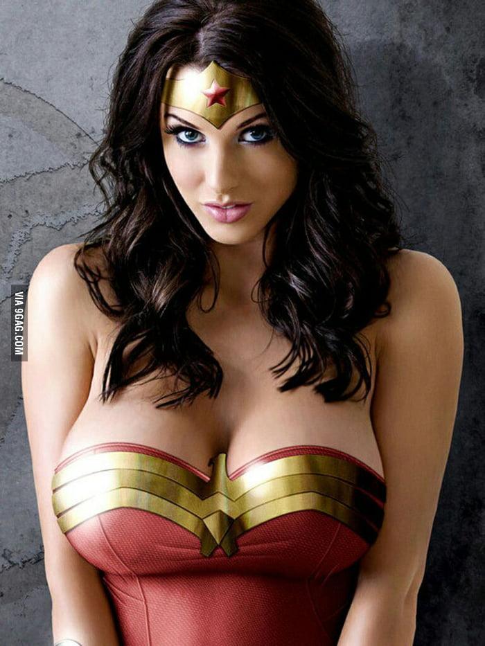 Photoshopped costume.