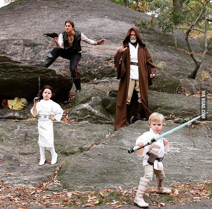 Neil Patrick Harris and family - Halloween 2015
