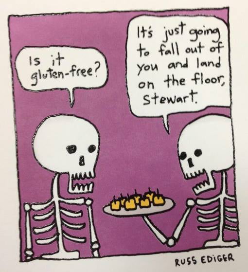 Give me gluten free or give me death!