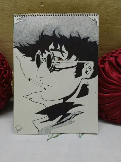 I do anime drawing on requests here's my latest drawing...