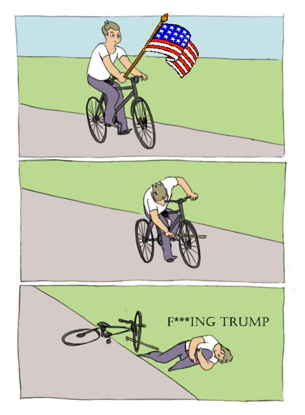 USA for the next few years