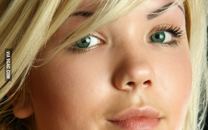 Only 2% of world population have green eyes