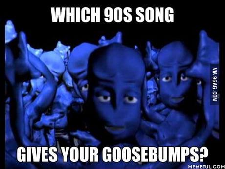 I'm blue da ba dee da ba die...