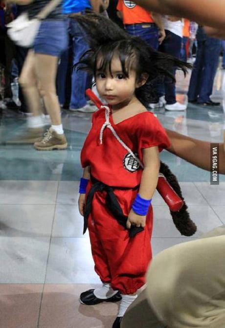 Young Goku!