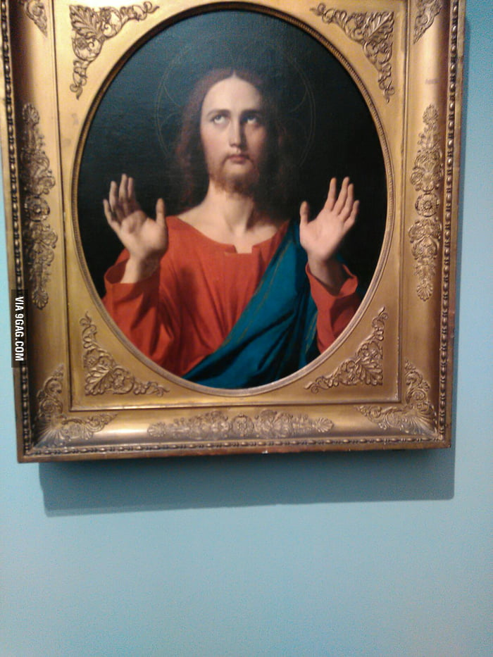 Went to a museum today...